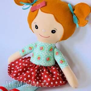 lalka lalki turkusowe rojberka - ola 50 cm