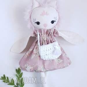 Madika design lalki: Lalka Sowa Mirelka ubranka