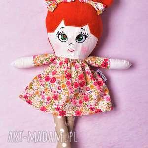 lalki prezent na roczek lalka sszmacianka irenka (opis