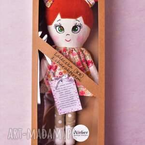 prezent na roczek lalki lalka sszmacianka irenka (opis
