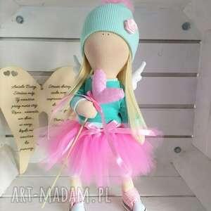 lalki lalka szmacianka na prezent chrzest