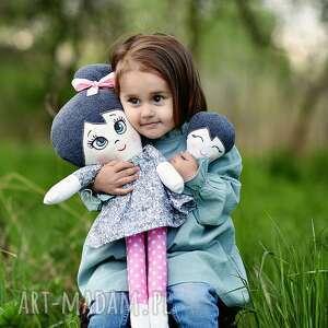nietuzinkowe lalki lalka szmacianka tosia (opis