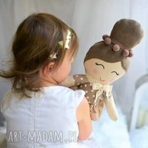 lalki lalka szmacianka z kokiem