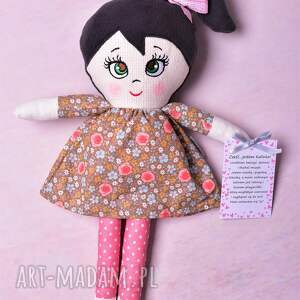 atrakcyjne lalki lalka szmacianka kalinka (opis