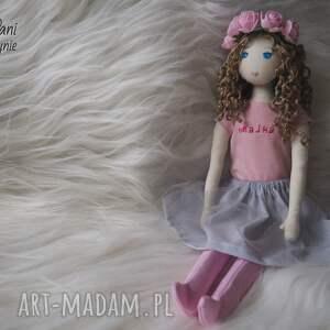 hand-made lalki szmacianka lalka #185