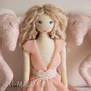 różowe lalki przytulanka lalka #166