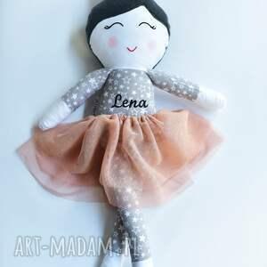 hand made lalki lalka szmacianka z imieniem