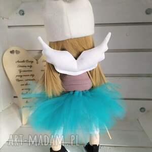 lalki anioł lalka szmacianka na prezent
