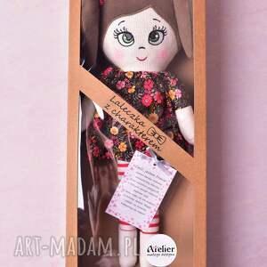 lalka handemade lalki szmacianka frania (opis
