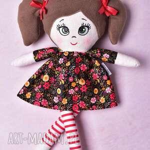 handmade lalki lalka handemade szmacianka frania (opis