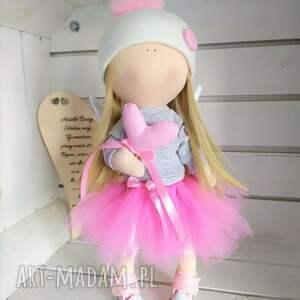 hand made lalki szmacianka lalka na prezent