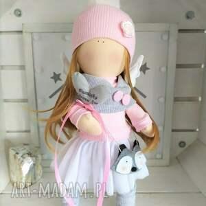 lalki szmacianka lalka kolekcjonerska