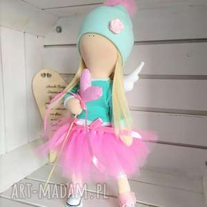 szmacianka lalki lalka kolekcjonerska na prezent