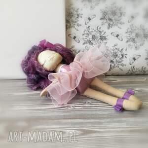 dziewczynka lalki lalka szyta - mała