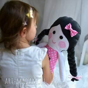 lalki lalka w warkoczach z imieniem