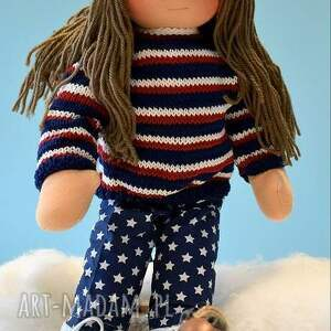 lalki maskotka lalka waldorfska basia