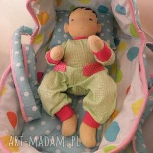 lalki lalka waldorfska niemowlaczek
