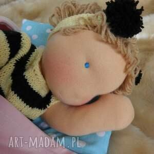 czarne lalki lalka waldorfska maja niemowlaczek