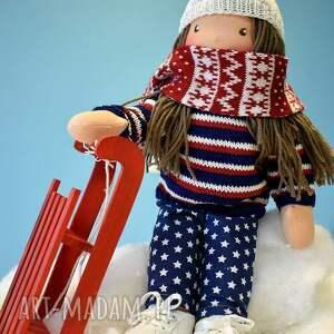 unikalne lalki maskotka lalka waldorfska basia
