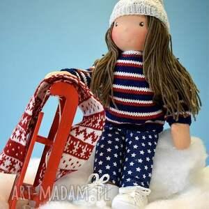 unikalne lalki buciki lalka waldorfska basia