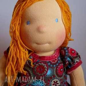 handmade lalki waldorfska lalka kaya
