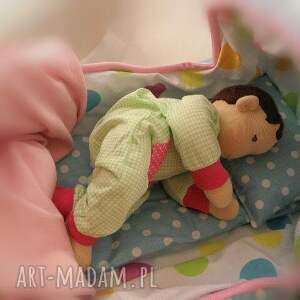 lalka lalki waldorfska niemowlaczek
