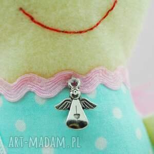 różowe lalki filc lalka zębowa wróżka