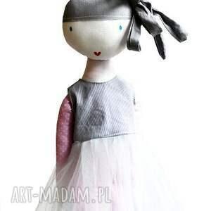 ręcznie zrobione lalki szmacianka landrynka