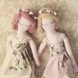 różowe lalki lawendowa bajka - lalka apolonia