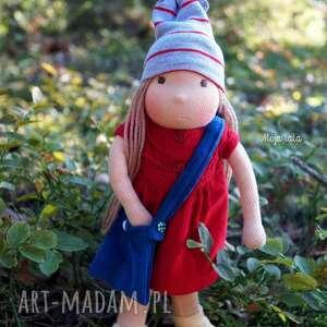 lalki lalka lulu - waldorfska