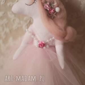białe lalki lalka magiczna bajka - różany