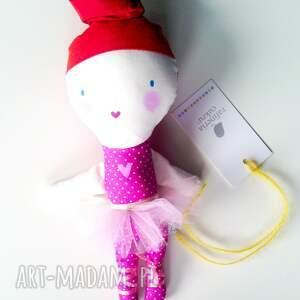 gustowne lalki lalka mała baletnica. kieszonkowa