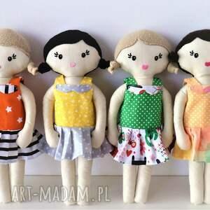 trendy lalki lala mała - włosy czarne