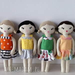lalki lala mała - brązowe włosy