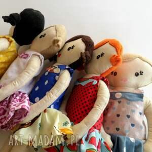 lala lalki niebieskie mała lala- blondynka