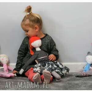 ręcznie robione lalki bawełna małe przyjaciółki. laleczki
