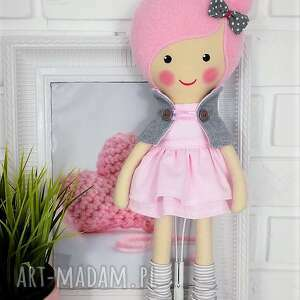 awangardowe lalki lalka malowana lala amelia