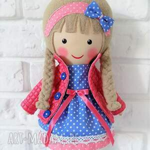 nietuzinkowe lalki lalka malowana lala julia