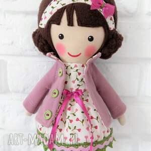 trendy lalki lalka malowana lala luiza
