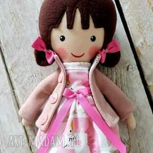 niekonwencjonalne lalki lalka malowana lala selena