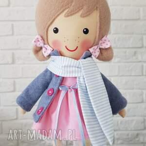 niekonwencjonalne lalki lalka malowana lala aśka