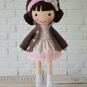intrygujące lalki lalka milenka jest cudną laleczką stworzoną