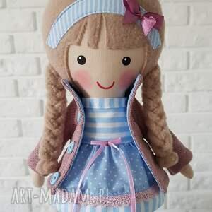 unikatowe lalki lalka malowana lala blanka