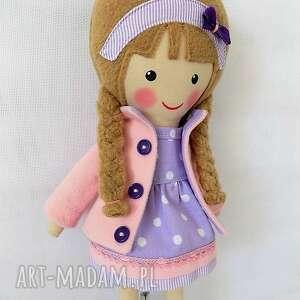 unikatowe lalki malowana lala sara