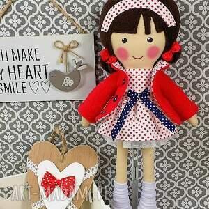 trendy lalki lalka malowana lala martynka