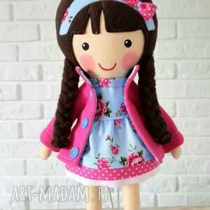 wyjątkowe lalki lalka malowana lala marcysia