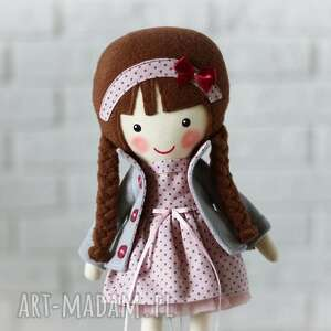 trendy lalki lalka malowana lala amelia