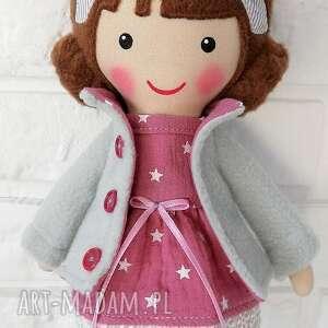 lalki lalka malowana lala paulinka
