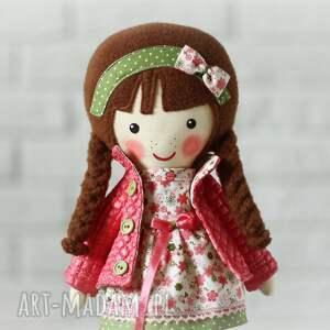 wyjątkowe lalki lalka malowana lala marcelina
