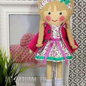 niepowtarzalne lalki lalka malowana lala julita